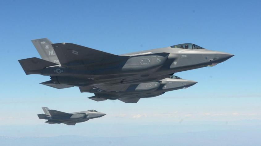 В США производство недоделанного F-35 отложили на неопределённый срок