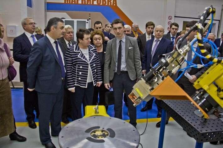 ВоВладимирской области открыт инжиниринговый центр использования лазерных технологий
