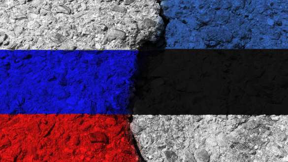Эстония предъявила территориальные претензии России  | Русская весна