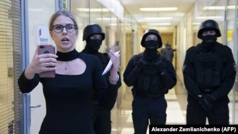 «Точечный террор» в России и горькие слёзы пятой колонны