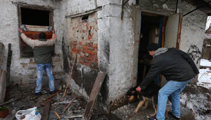 ДНР не поверила в слова Порошенко о тепле и свете