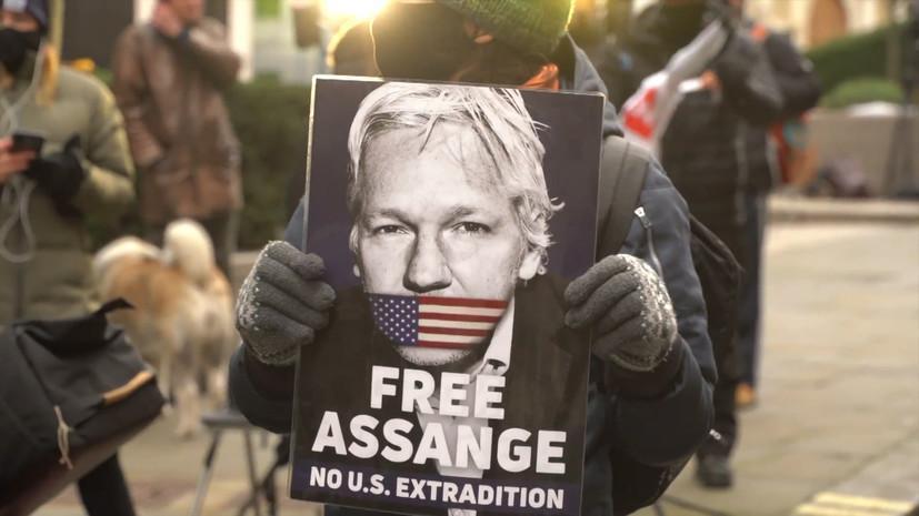 Лондонский суд отказал США в экстрадиции основателя WikiLeaks Джулиана Ассанжа