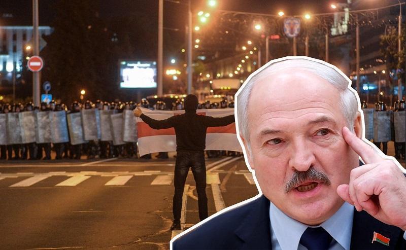 Украинский сценарий для Беларуси: «Лукашенкогейт»
