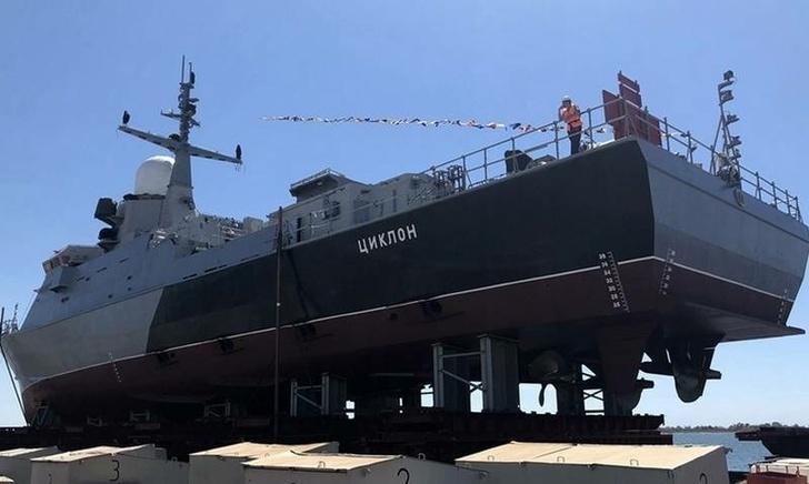 Итоги 2020 года: спуск на воду новых кораблей и судов для ВМФ