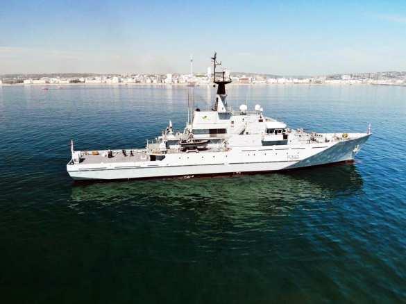 Британия разрешила своим кораблям заходить в порты Крыма | Русская весна