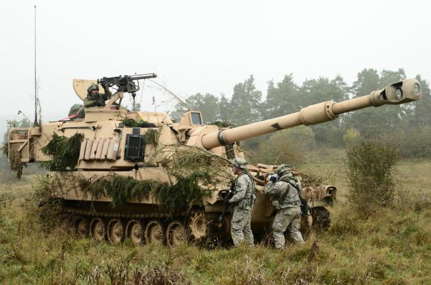 США признали беспомощность своей артиллерии: «Это фиаско»
