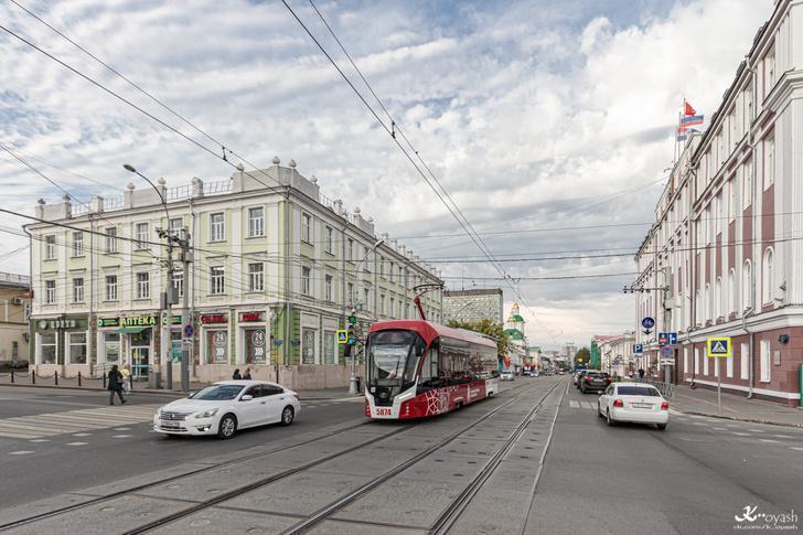 Новая партия трамваев «Львенок» поступила в Пермь в конце 2020 года