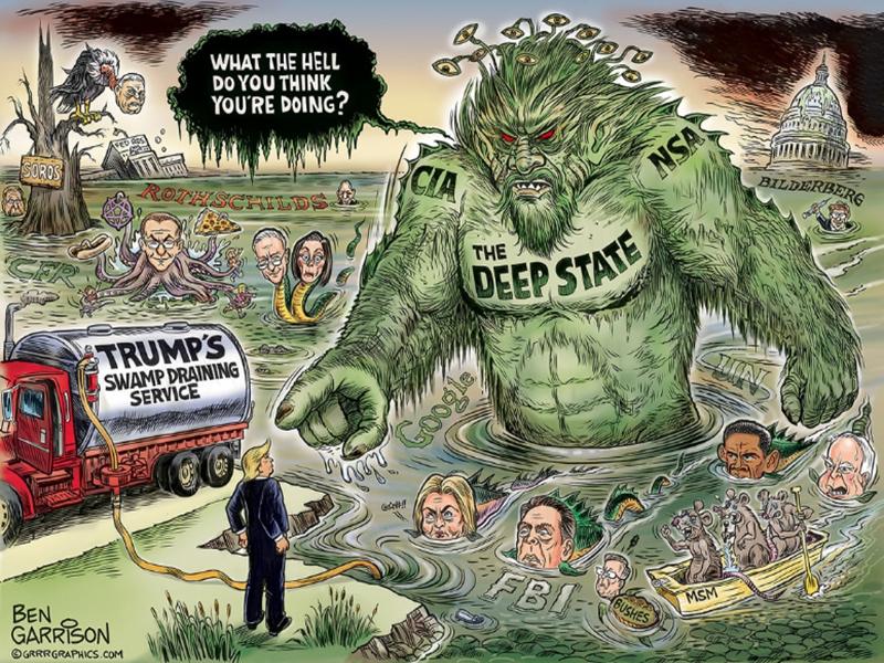 Как навсегда убрать Трампа? Три пути к перестройке в США