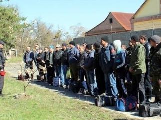 Украина: крепостное право для мужчин (откровения тернопольского военкома)