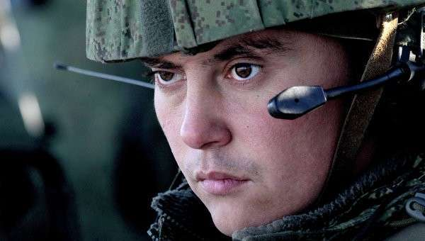 Российские морпехи взяли под охрану «Мистраль»