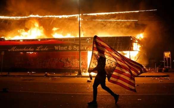 Будет большая бойня: в США призывают устроить бунт против Байдена | Русская весна