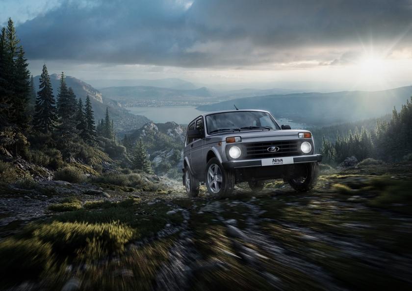 «Автоваз» вернул внедорожнику Lada 4x4 прежнее название Niva
