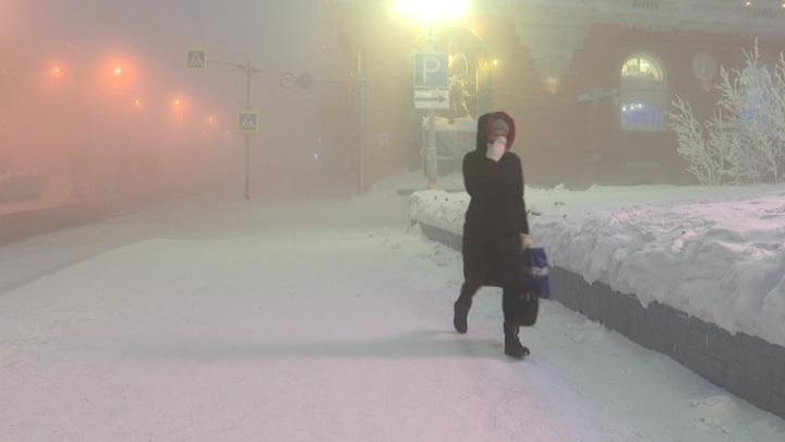В центр Европейской России нагрянут аномально сильные морозы