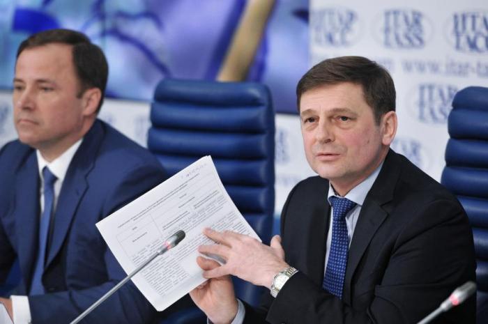 Роскосмос: Россия может построить собственную космическую станцию