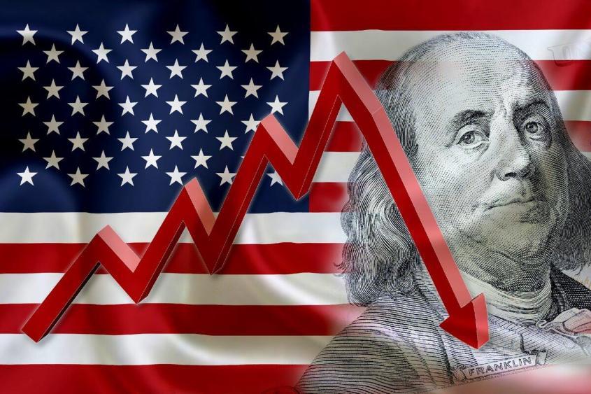 Эксперты о быстро приближающимся коллапсе экономики США
