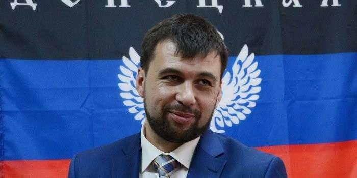 Пушилин пресек разговоры о «сливе» Новороссии