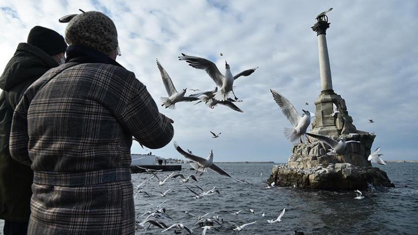 Британия профинансирует «реинтеграцию» Крыма в состав Украины