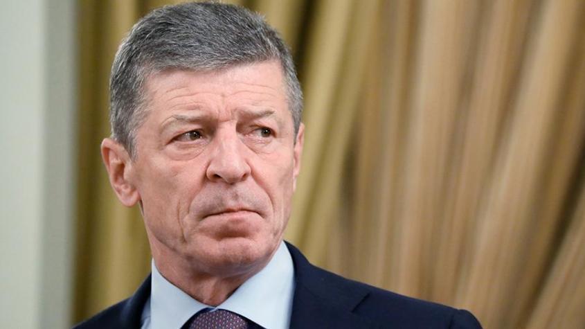 Дмитрий Козак рассказал об итогах встречи политических советников «нормандской четвёрки»