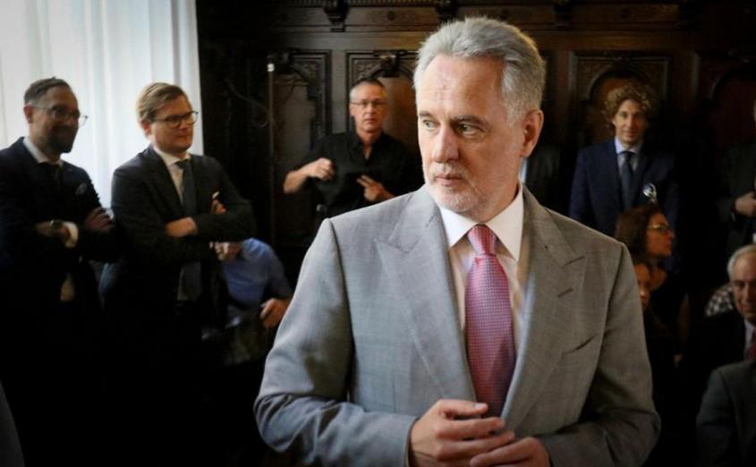 Россия забрала в залог у олигарха Фирташа газ из хранилищ Украины на 38 млрд гривен