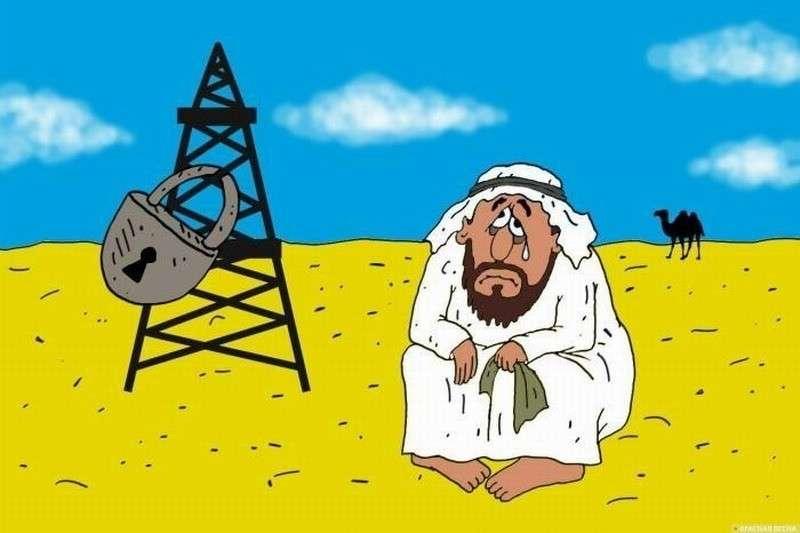 Капитуляция саудитов в нефтяной войне с Россией в деталях