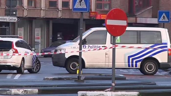 Полиция освободила заложника в бельгийском Генте