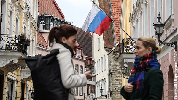 Идея воссоединиться с Россией вызвала активное бурление в политических слоях Эстонии