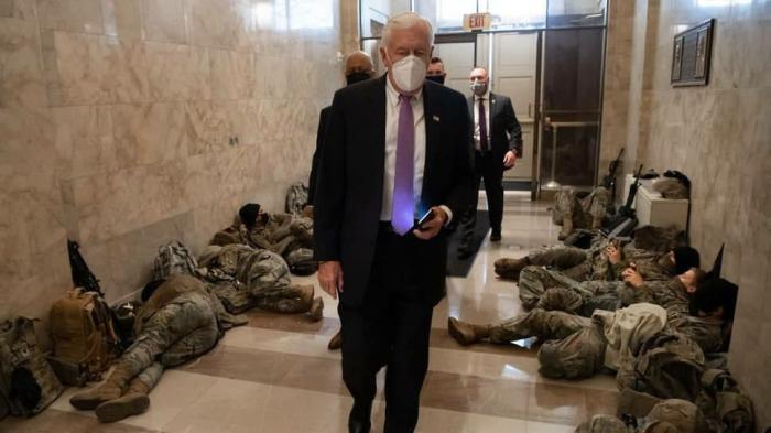 Гражданская война в США 2.0: «демократам» страшен не Трамп, а «трампизм» в т.ч. и «демократический»