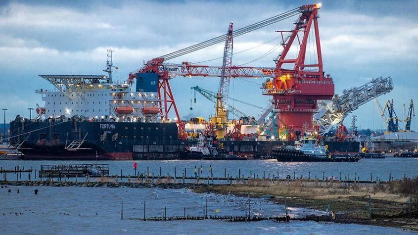 В Дании заявили о возобновлении строительства «Северного потока – 2» с 15 января