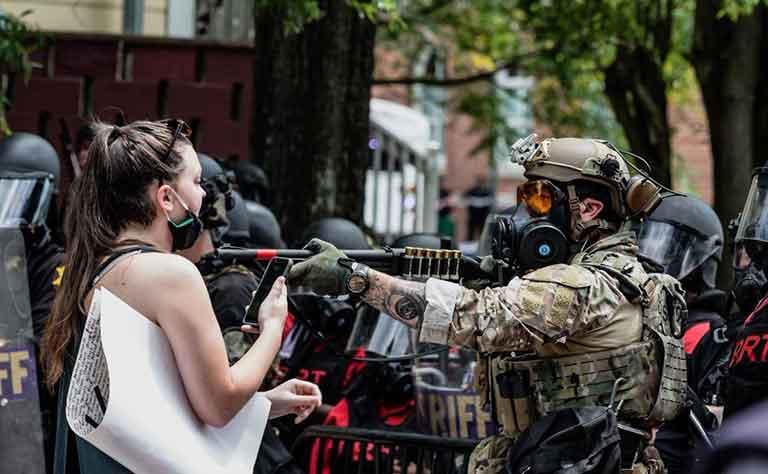 Вторая Гражданская война в США приобретает глобальный характер