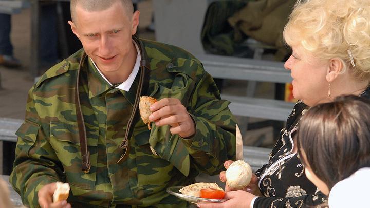 Русский сухой паёк перевернул стандарты НАТО.
