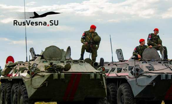 Война в Сирии: Армия России развёртывает силы в зоне ожесточённых боёв на границе с Турцией | Русская весна
