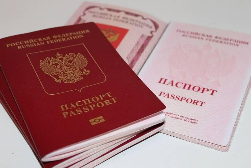 Массовая выдача российских паспортов меняет расклад на Донбассе