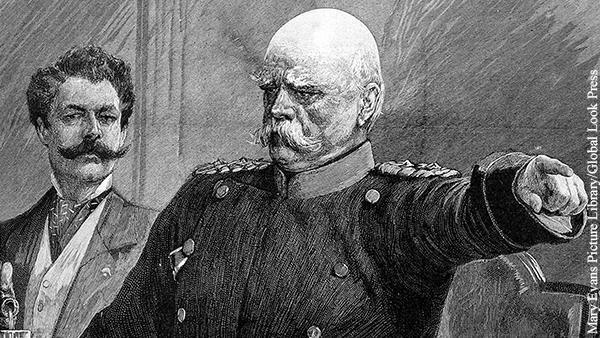 Берлину нужно вернуться к заветам «железного канцлера» – Бисмарка