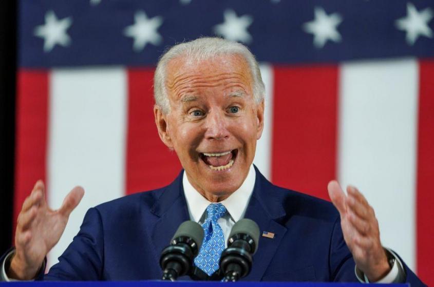 США при Байдене будут строить «дивный новый радужный мир»
