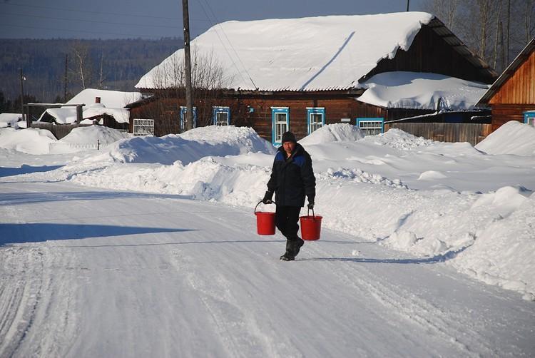 В Сибири целое село оказалось в кредитной кабале у банка: должны миллионы