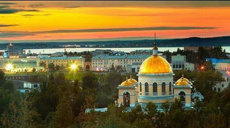 Петрозаводск (Petrozavodsk) 2010 – 2020. Было – Стало