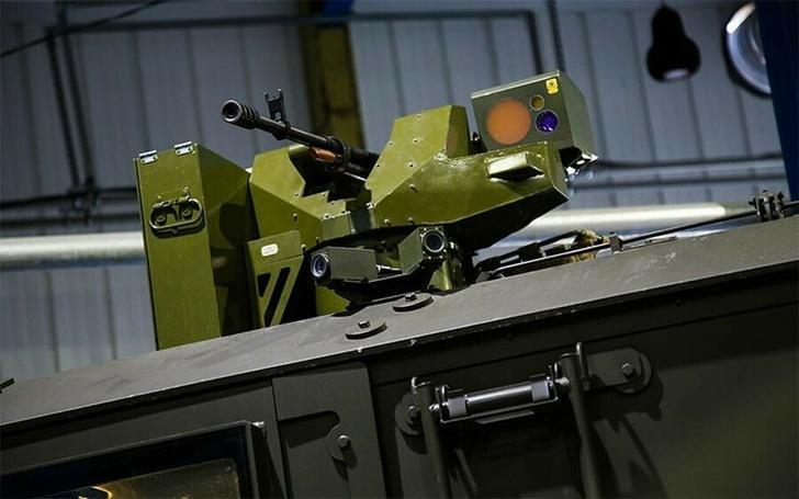 Боевой модуль «Охотник» с новым пулеметом 6П49 «Корд» успешно завершил испытания