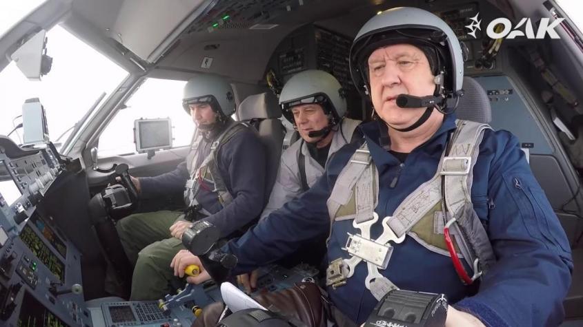 Ил-114-300 успешно совершил свой второй испытательный полёт