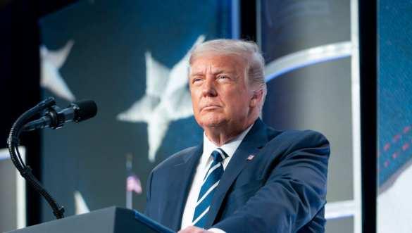 Трамп выступил с прощальной речью: «Это только начало» | Русская весна