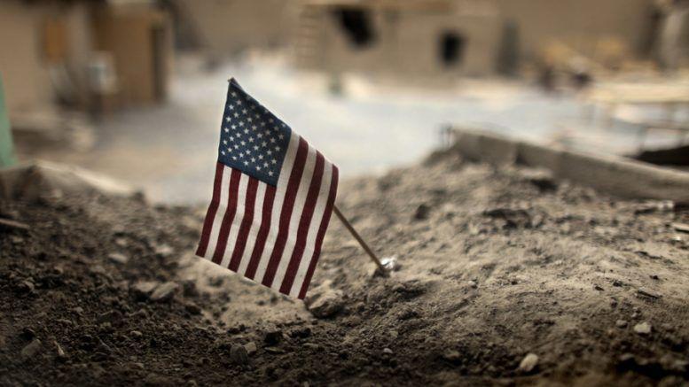 Пол Крейг Робертс: Гибель Америки близка