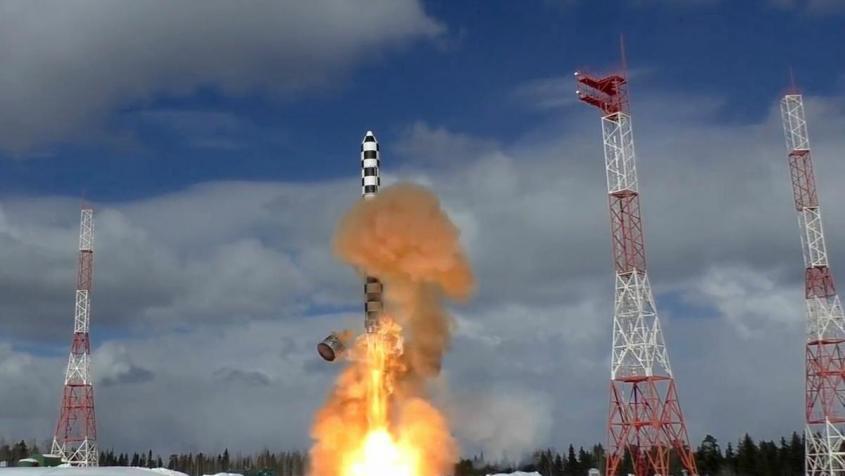 В Китае восхитились российской ракетой, способной