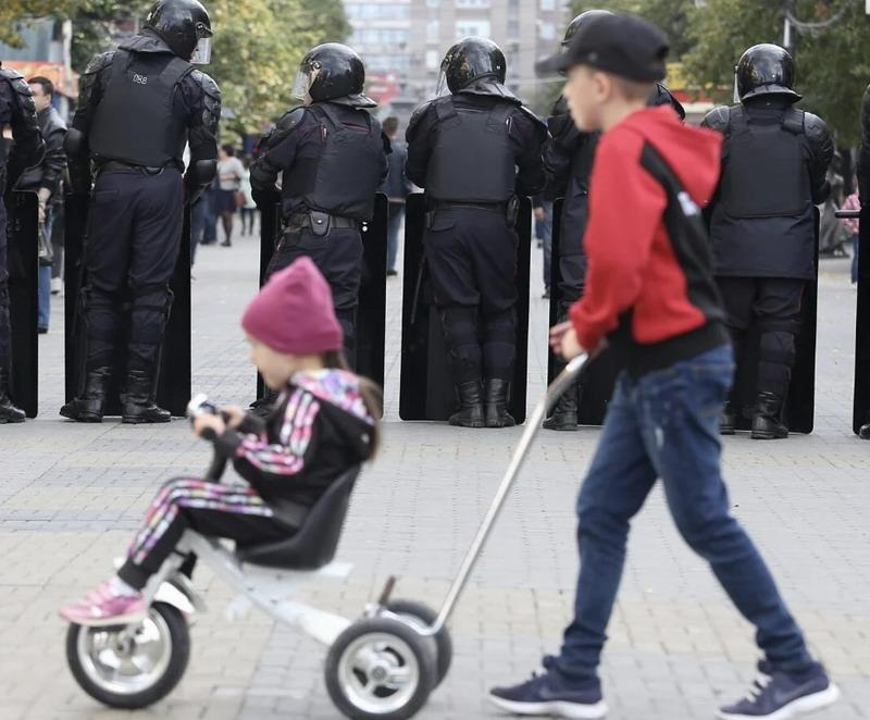 Оппозиция намеренно агитирует детей принять участие в протестах 23 января 2021 года