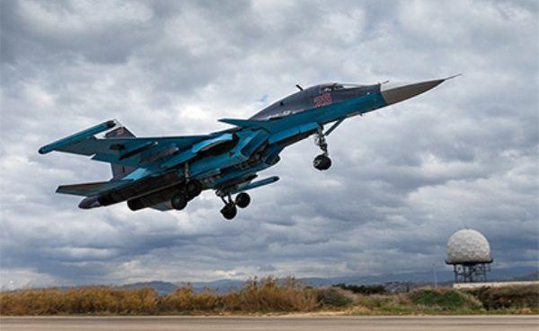 ВКС России выдавливают американских наёмников ИГИЛ из центральной Сирии. Ни дня без ударов