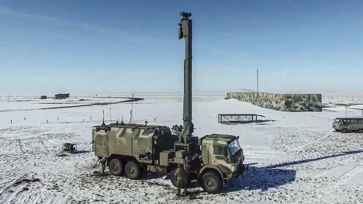 В российскую армию впервые поступил комплекс артиллерийской разведки