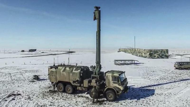 Комплекс артиллерийской разведки «Пенициллин» впервые поступил в российскую армию