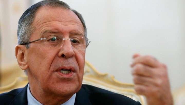 Сергей Лавров: с помощью санкций Запад пытается сменить режим в России