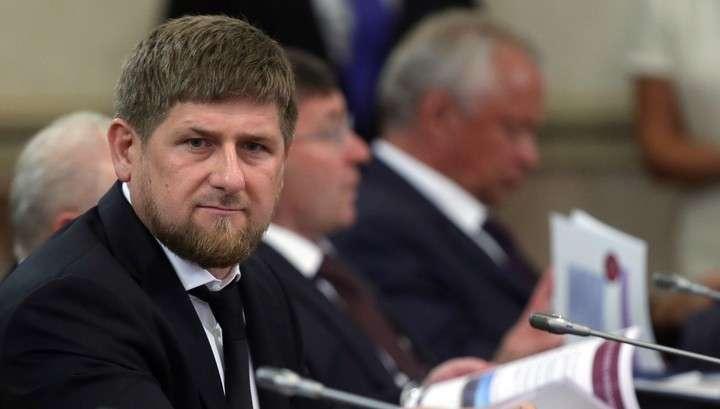 Кадыров хочет уехать из Чечни в Донбасс