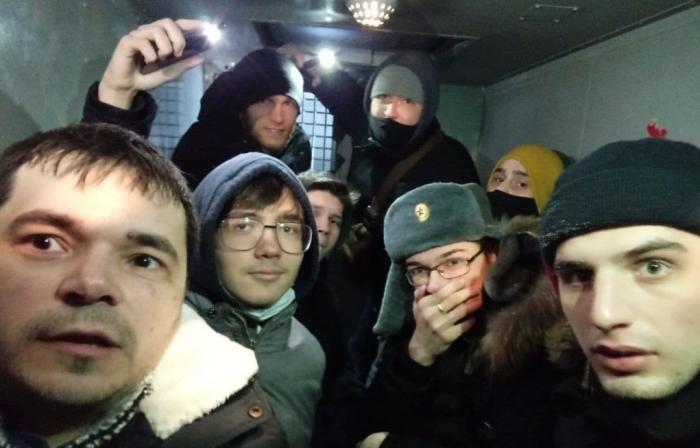 23 января 2021 года (подводим итоги): Карта Навального не сыграла – кровь не пролилась