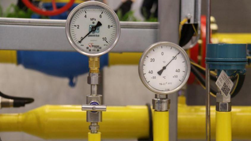 В Китае стремительно растет спрос на российский газ