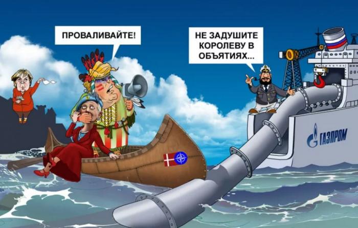 Россия выигрывает войну против американского СПГ: О чем говорят новости из Европы, США и Китая?